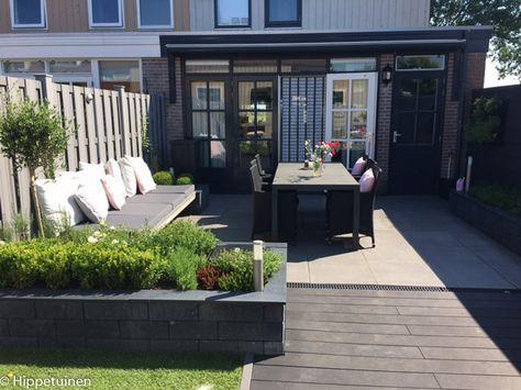 Ontwerp Kleine Tuin : Tuinontwerp modern in tuin tuin moderne tuin en tuin