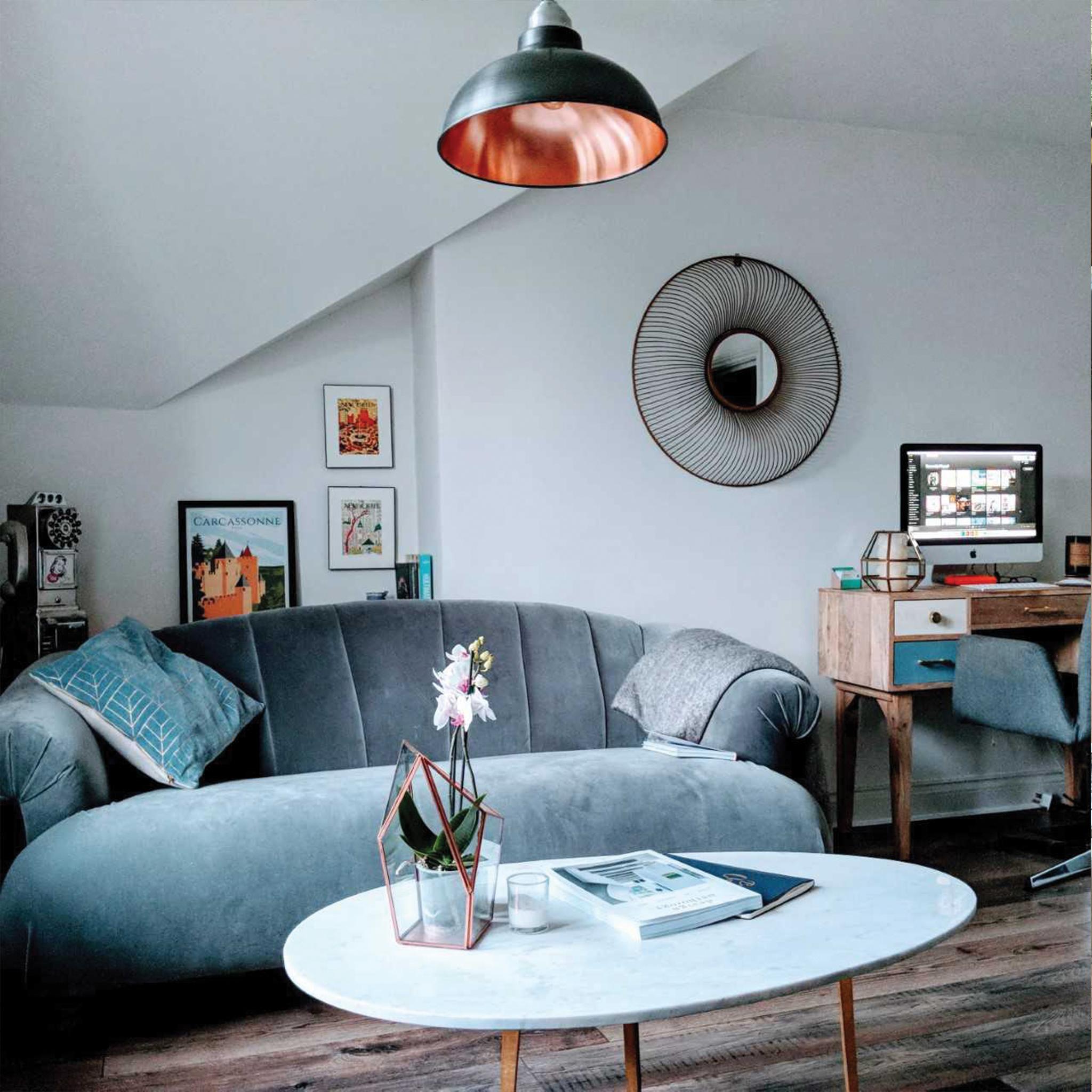 Living Room Interior Design Lighting Trends | Industville