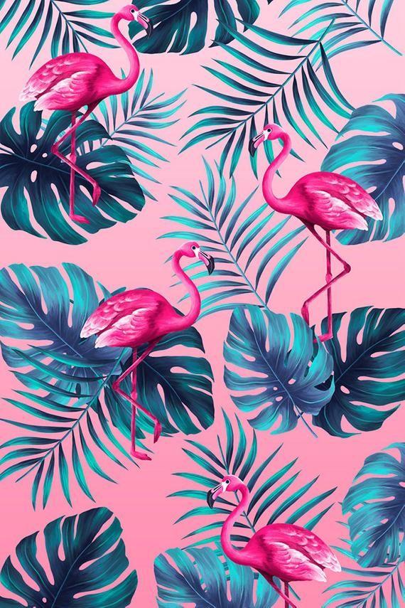 80113# 4 stretch way polyester /spandex matt tropical fabric print works for swimwear, bikini Support Custom Print, Price sold by Yard