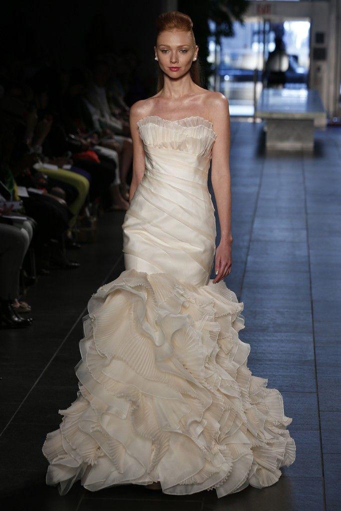 Rivini by Rita Vinieris Bridal Spring 2014 | Spring 2014, Wedding ...
