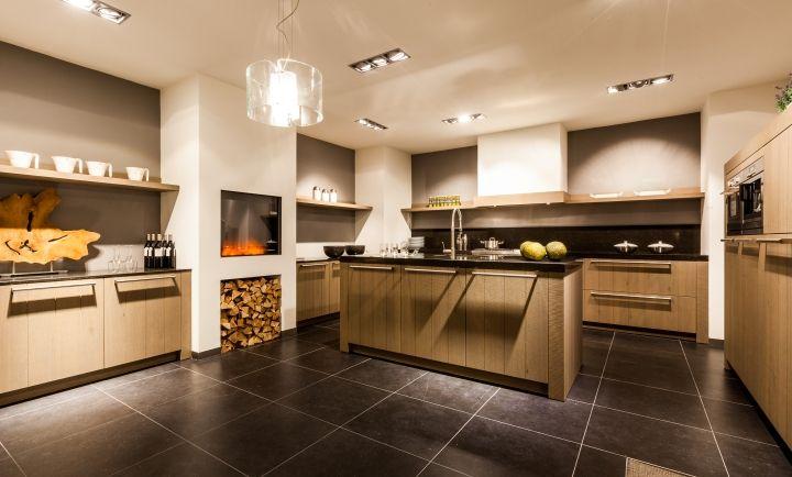 Landelijke leefkeuken kitchen pinterest keuken keukens en zoeken - Deco keuken chique platteland ...