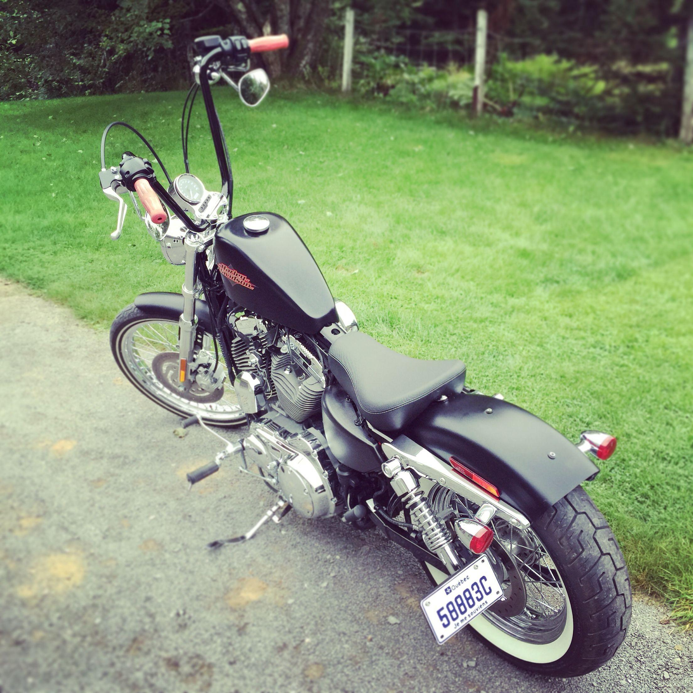 Harley Davidson Sportster 72 Seventy Two Bobber 1200