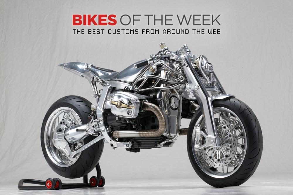 Custom Bikes Of The Week 9 February 2020 Bike Custom Bikes Bmw