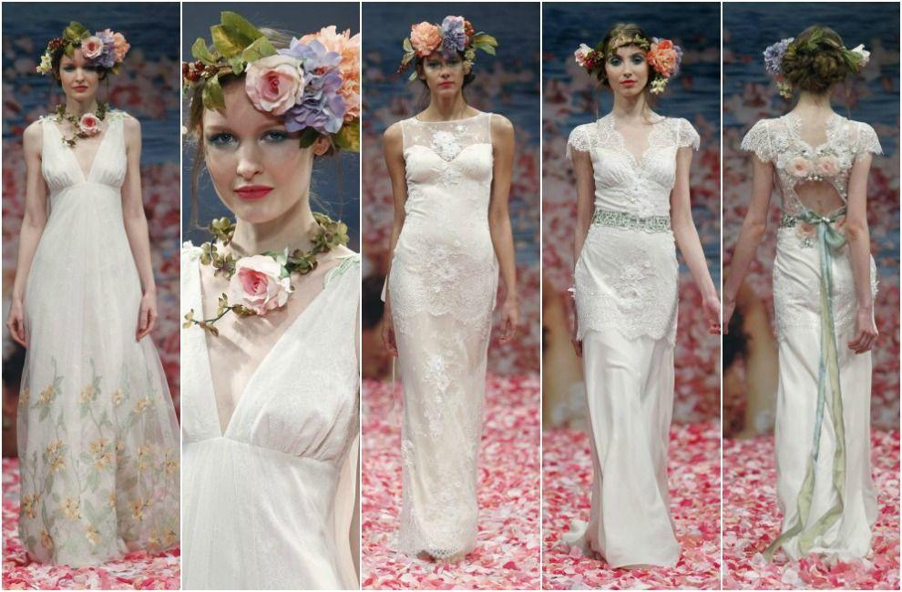 Los 30 vestidos de novia más bonitos de Nueva York | Claire ...