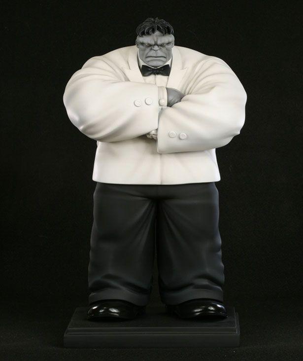 Estatuilla de Joe Fixit, el Hulk Gris