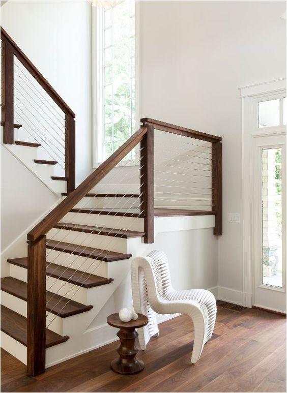 Resultado de imagen para escaleras interiores de casas casa