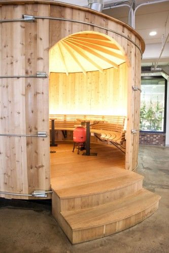 ultimate office google nyc compound. The Ultimate Office: Inside Google\u0027s NYC Compound Office Google Nyc M