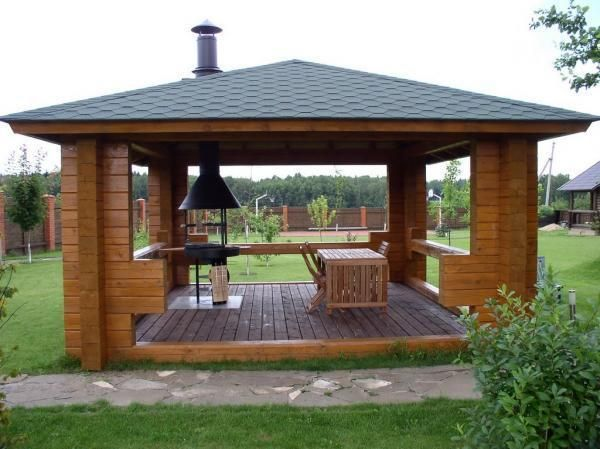 22 Beautiful Wooden Garden Designs To Personalize Backyard Landscaping Pergola Patio Garden Huts Gazebo