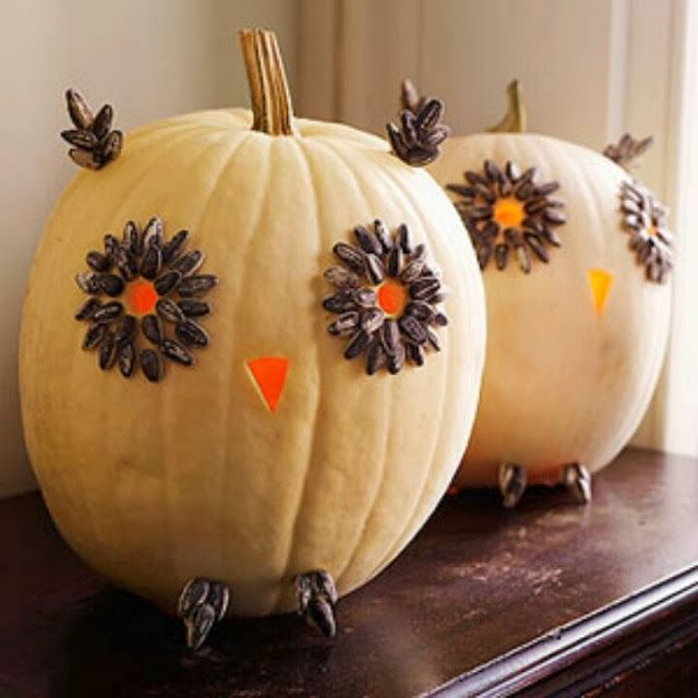 Easy Pumpkin Ideas