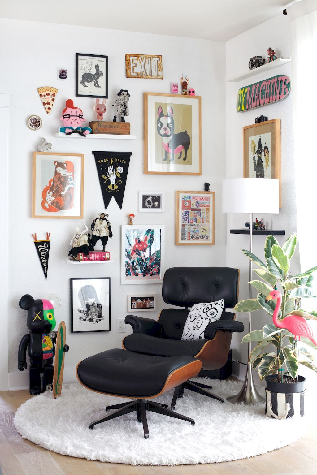 60 Eclectic Bedroom Decorating Ideas for Apartment   Apartments ...