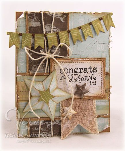 Sneak peek card by Tosha Leyendekker using stamps and dies releasing 8/24 from Verve Stamps.