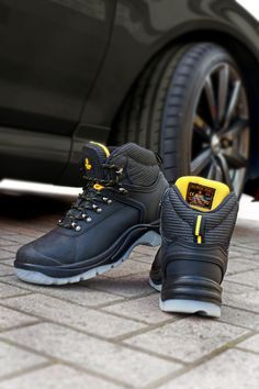 The best work boots for mechanics are