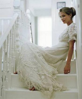 The Glass Slipper: Vintage Wedding Dresses by Decade | Weddings ...