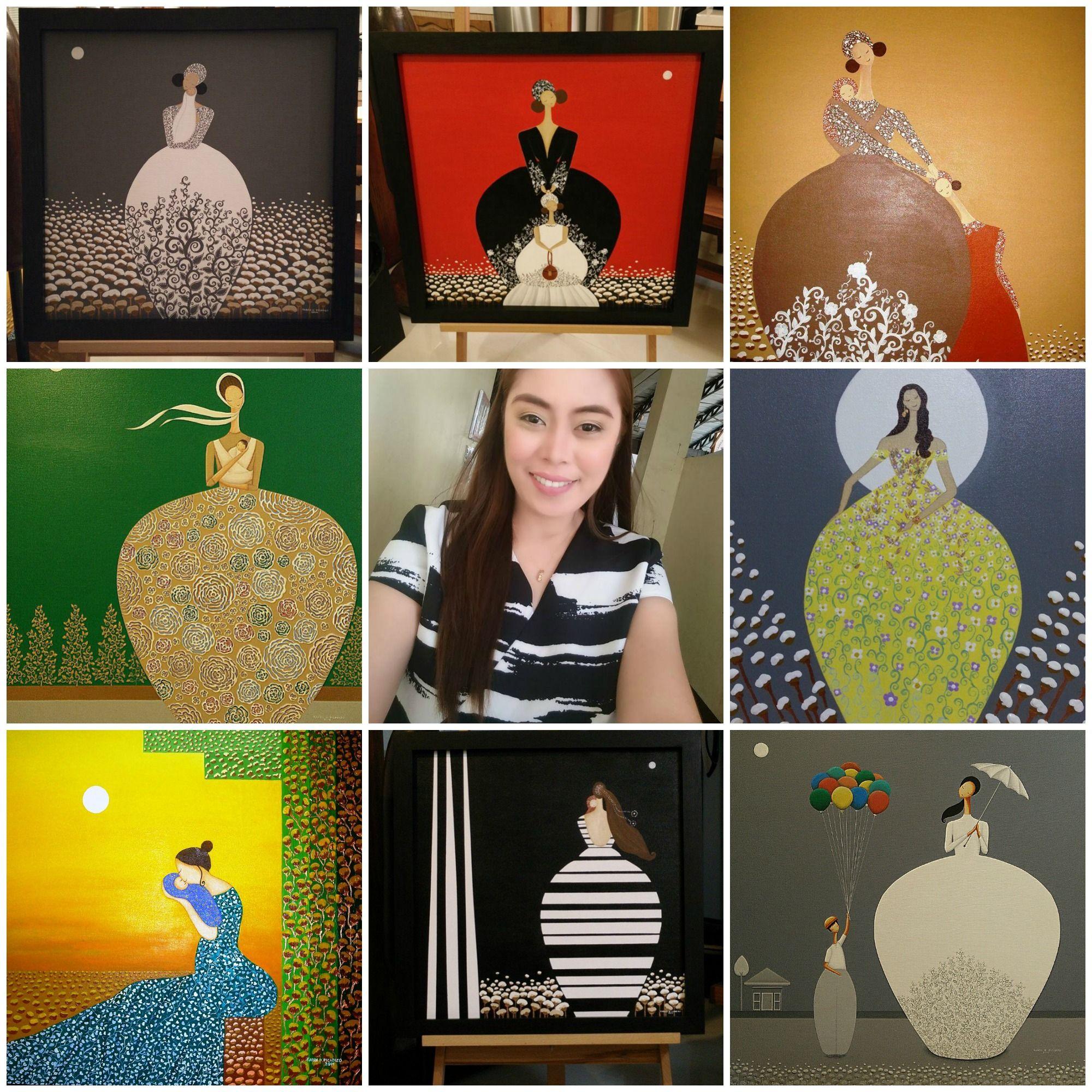 Featured Artist Karen De Pano Picadizo (With images