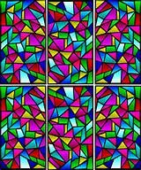 Stained glass windows, Peacocks