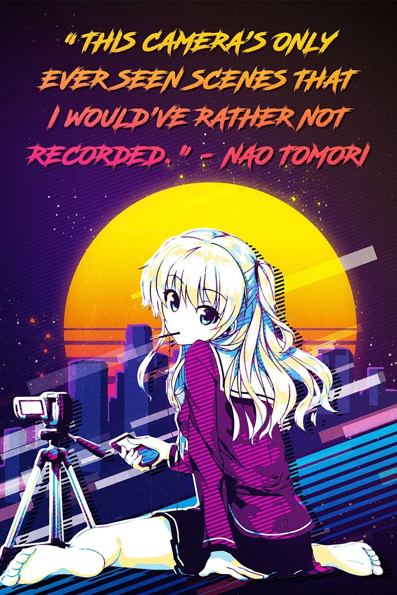 Charlotte Anime Quotes Indo