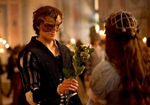 romeo and juliet masquerade ball scene