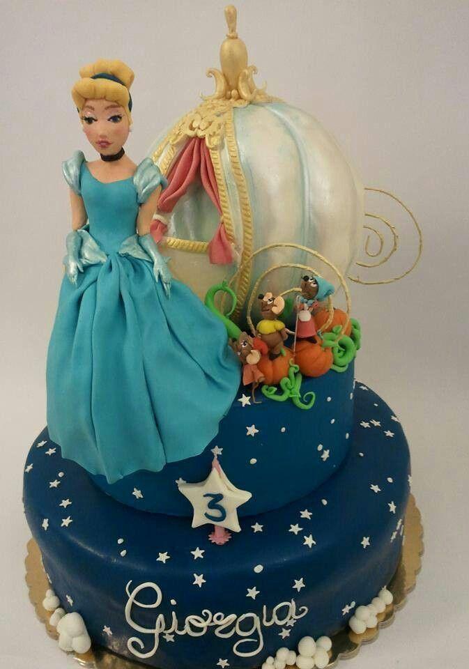 Le dolci Fantasie di Maria~ la cenerentola della piccola Giorgia. designed Le dolci Fantasie di Maria