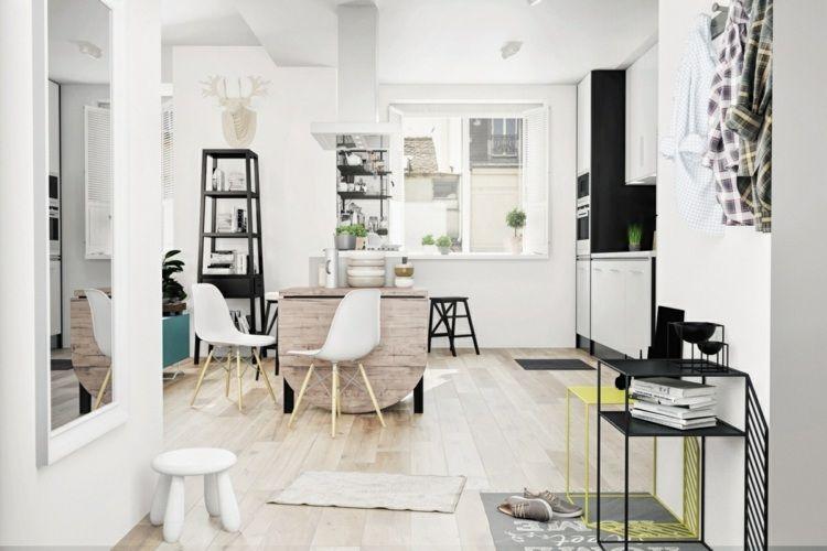 Apartment Einrichtung attraktive apartment einrichtung interior design