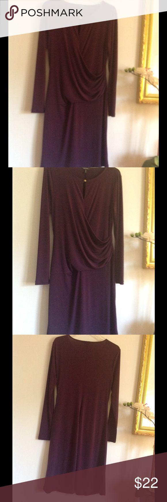 Cool bodycon dress daisy fuentes dress daisy fuentes purple long