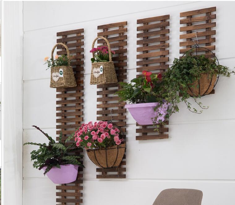 30 Modern Farmhouse Exterior Designs Hanging Flower Pots Plant