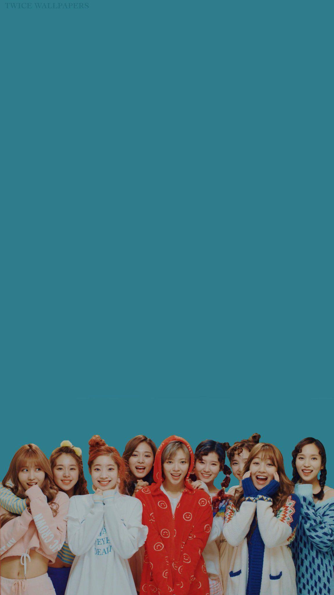 Twice Wallpaperѕ On Twitter In 2021 Kpop Girls Kpop Wallpaper Twice Knock Knock