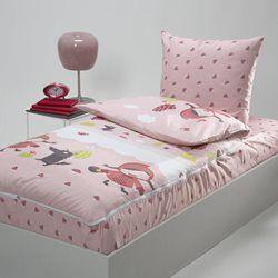 caradou sans couette pr t dormir motif lili cerise chambre l onie pinterest more. Black Bedroom Furniture Sets. Home Design Ideas