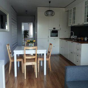 znalezione obrazy dla zapytania jak urz dzi salon z aneksem kuchennym 20m2 kuchnia. Black Bedroom Furniture Sets. Home Design Ideas