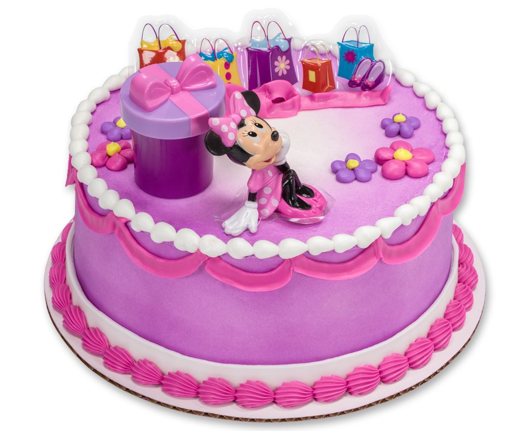 Minnie Hat Box DecoSet Cake Topper cumpleaos Pinterest Hat