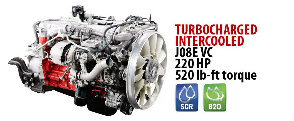 hino engines deliver dependable fuel efficient power hino is rh pinterest com Hino Truck Wiring Diagram Used Hino Engines