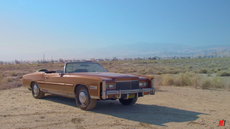Awd Cadillac Eldorado With Two Engines Engine Swaps Pinterest 1949 V8 1976 500 Ci