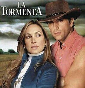 La Tormenta 2005 Natalia Streignard And Christian Meier Soap Opera Hollywood Cinema Actors