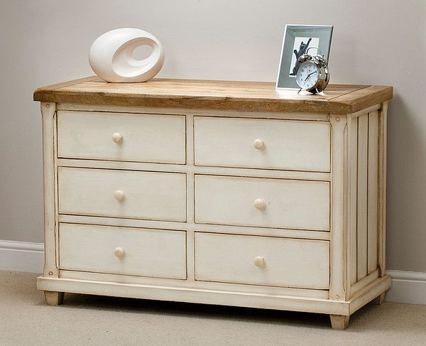 White Painted Furniture shabby chic white painted mango wood furniture | fresh furniture