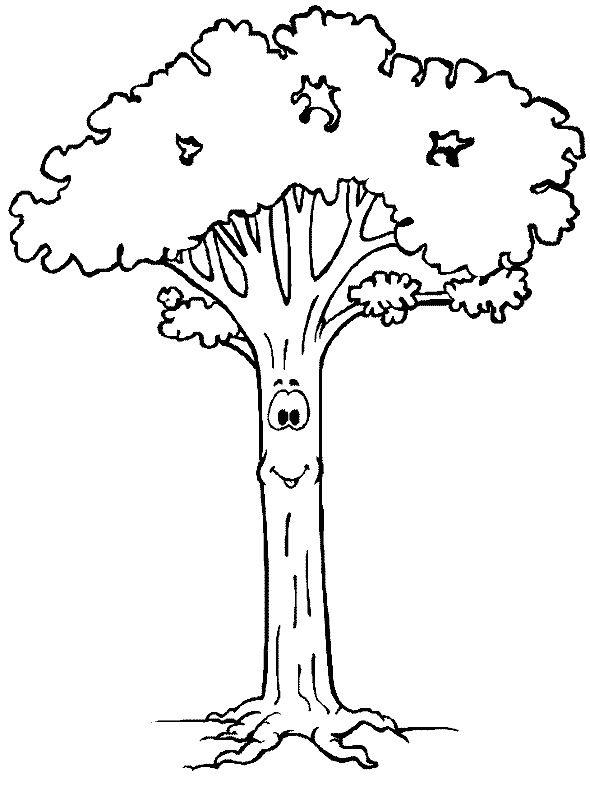 Dibujos para Colorear Naturaleza 41 | Dibujos para colorear para ...