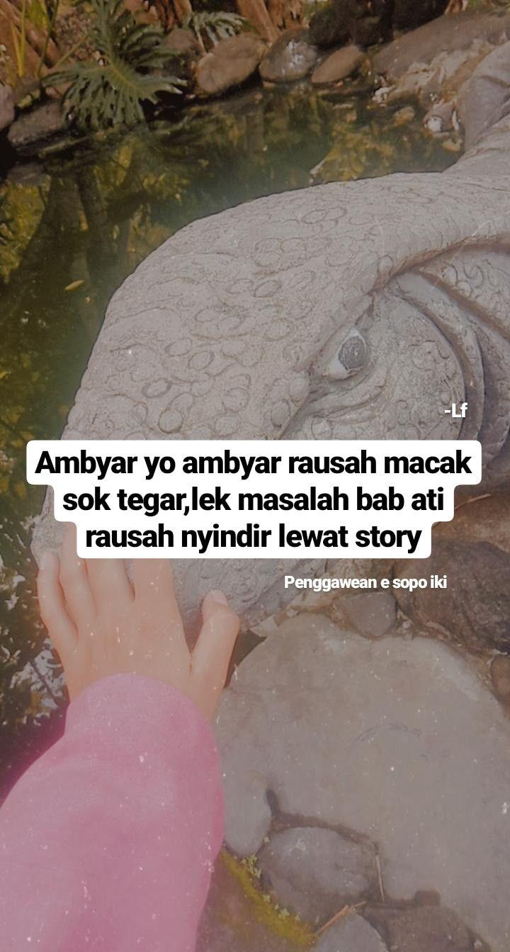 Pin Oleh Nandang Tyas Di Quotes Kutipan Humor Kutipan Remaja