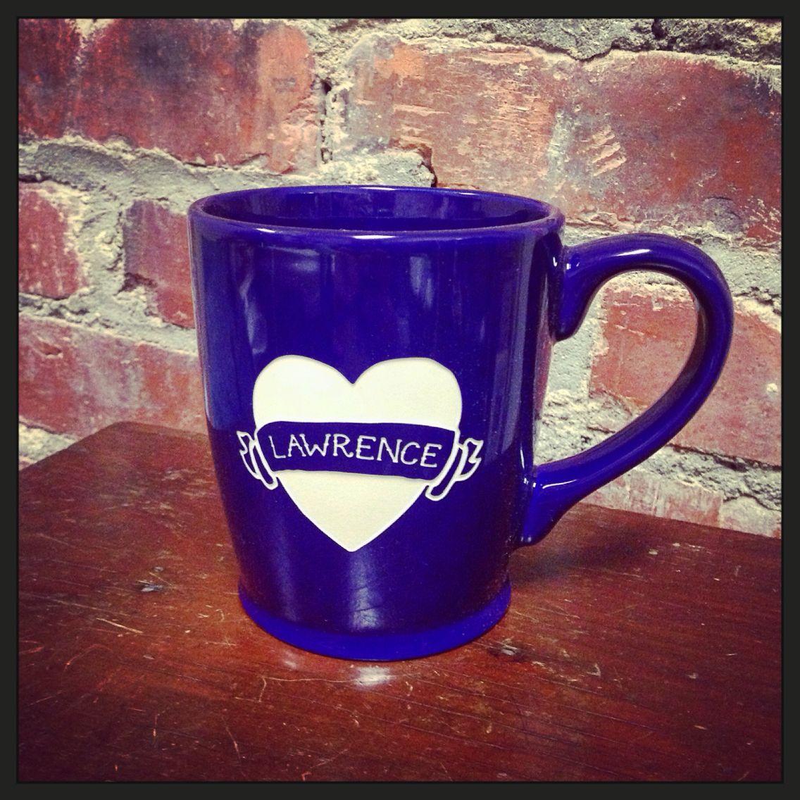 Lawrence mug