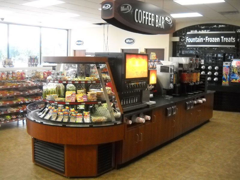 Image result for fountain drink station Convenience