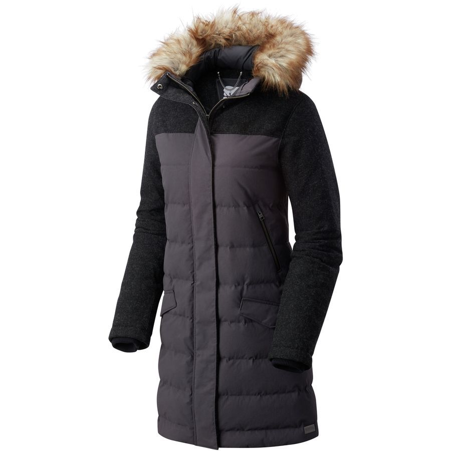 Sorel Tivoli Long Hooded Down Jacket - Women\'s | Sorel tivoli ...