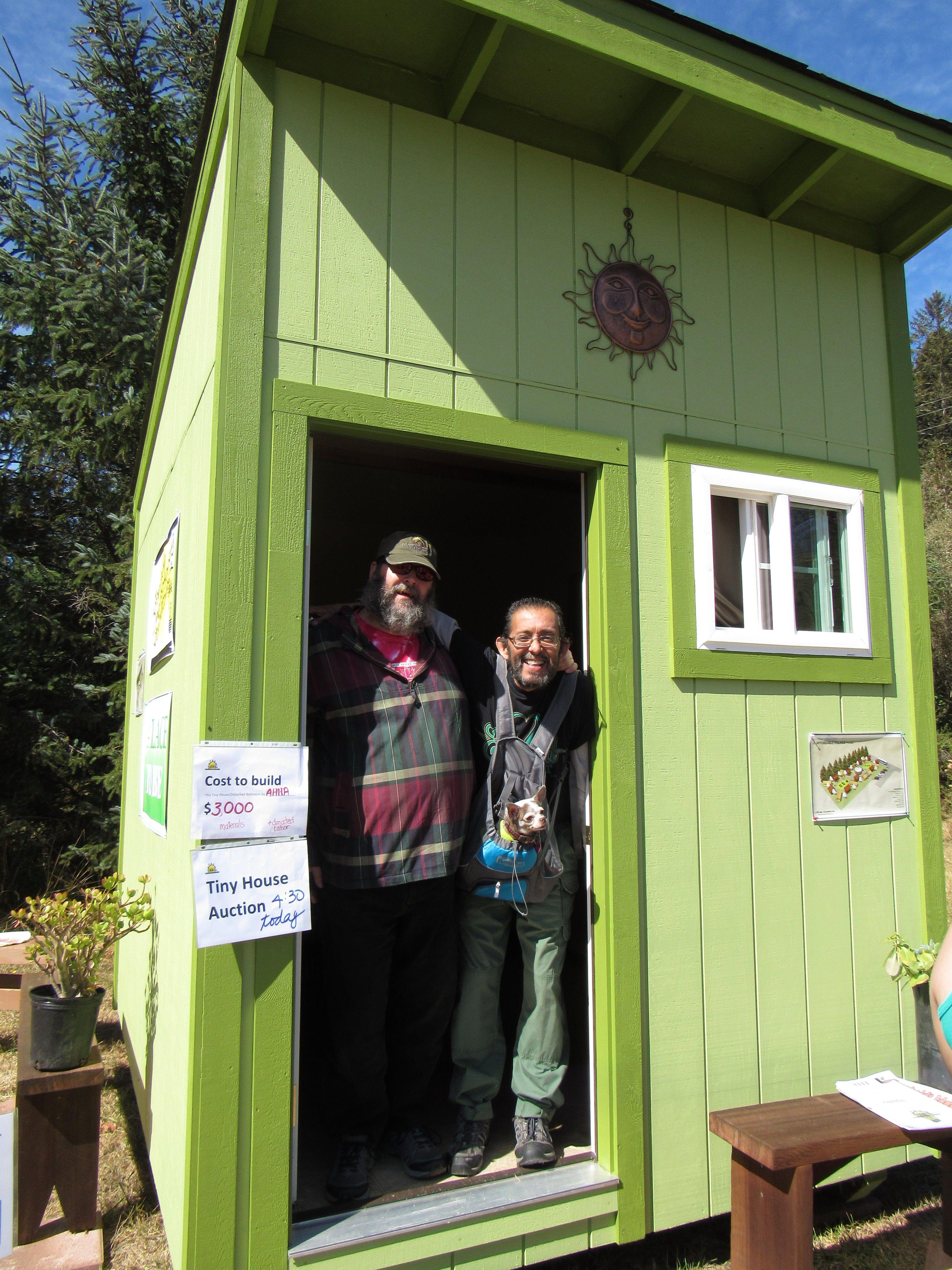 tiny house expo. Big Turnout For Affordable Homeless Housing Alternatives (AHHA) Tiny House Expo