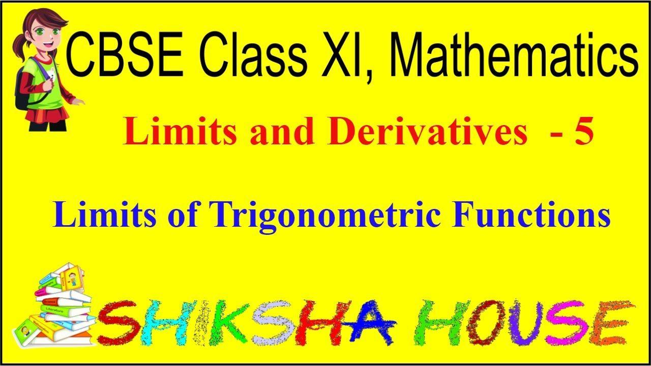 Cbse class 11 mathematics limits and derivatives 5