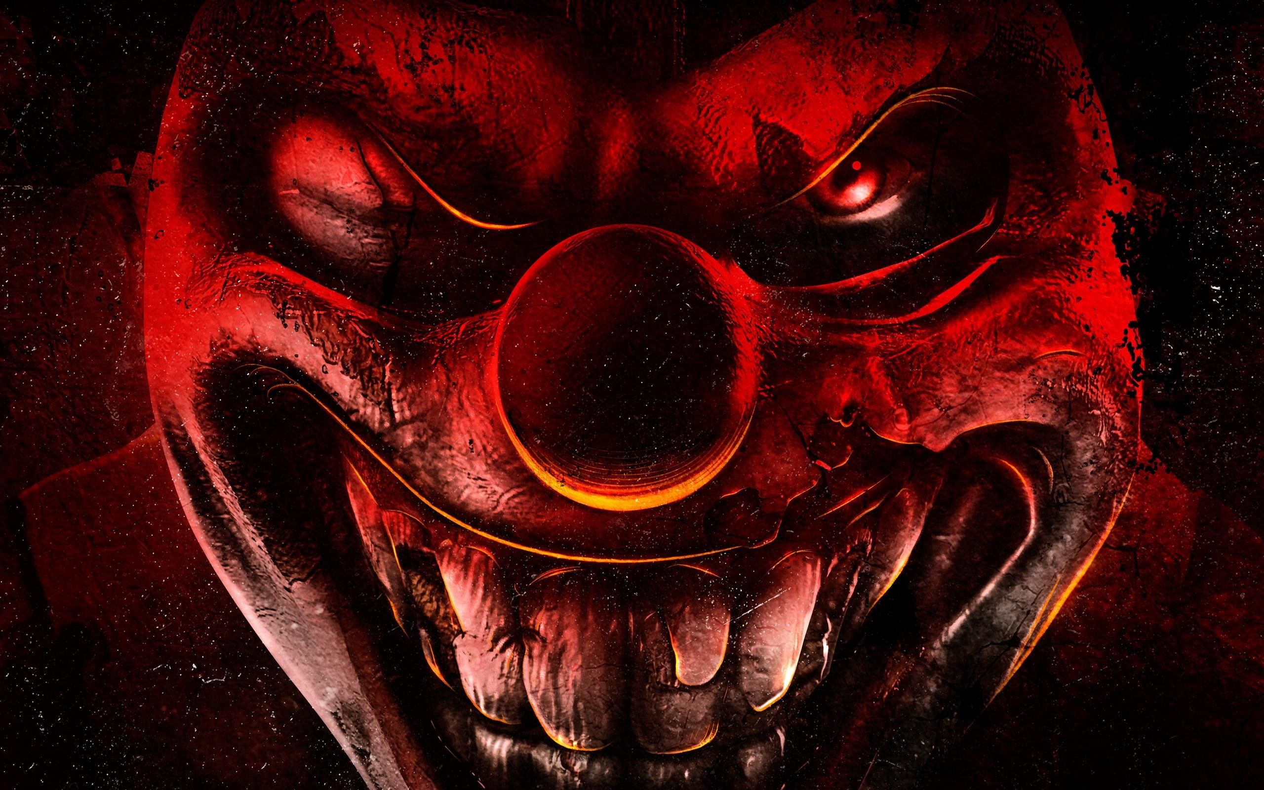 Image for Clown 4K Wallpapers Walli09 Dessin monstre, Le
