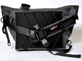 Bugaboo bags and messenger bags | Bike messenger bags, Bags