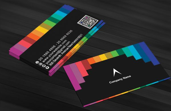 Multiple Business Card Template More At Designresources Io Free Business Card Templates Business Card Template Psd Business Card Design Creative