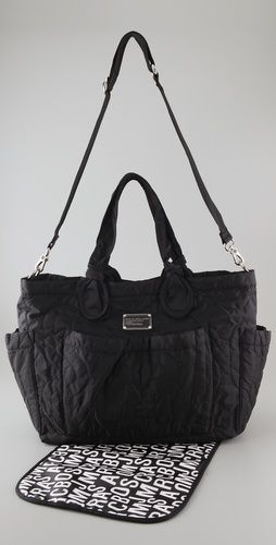 11868c4d1868d Marc by Marc Jacobs Nylon Eliz-a-Baby Bag...I love this diaper bag! A must  for moms to be! Lightweight and durable and fashionable