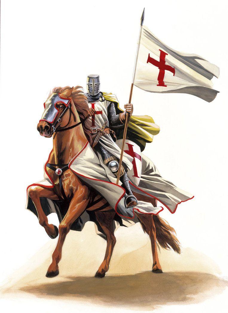 Templar Knight by Jangelles