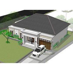 "  rumah villa 3kt   . ""good design for everyone with"
