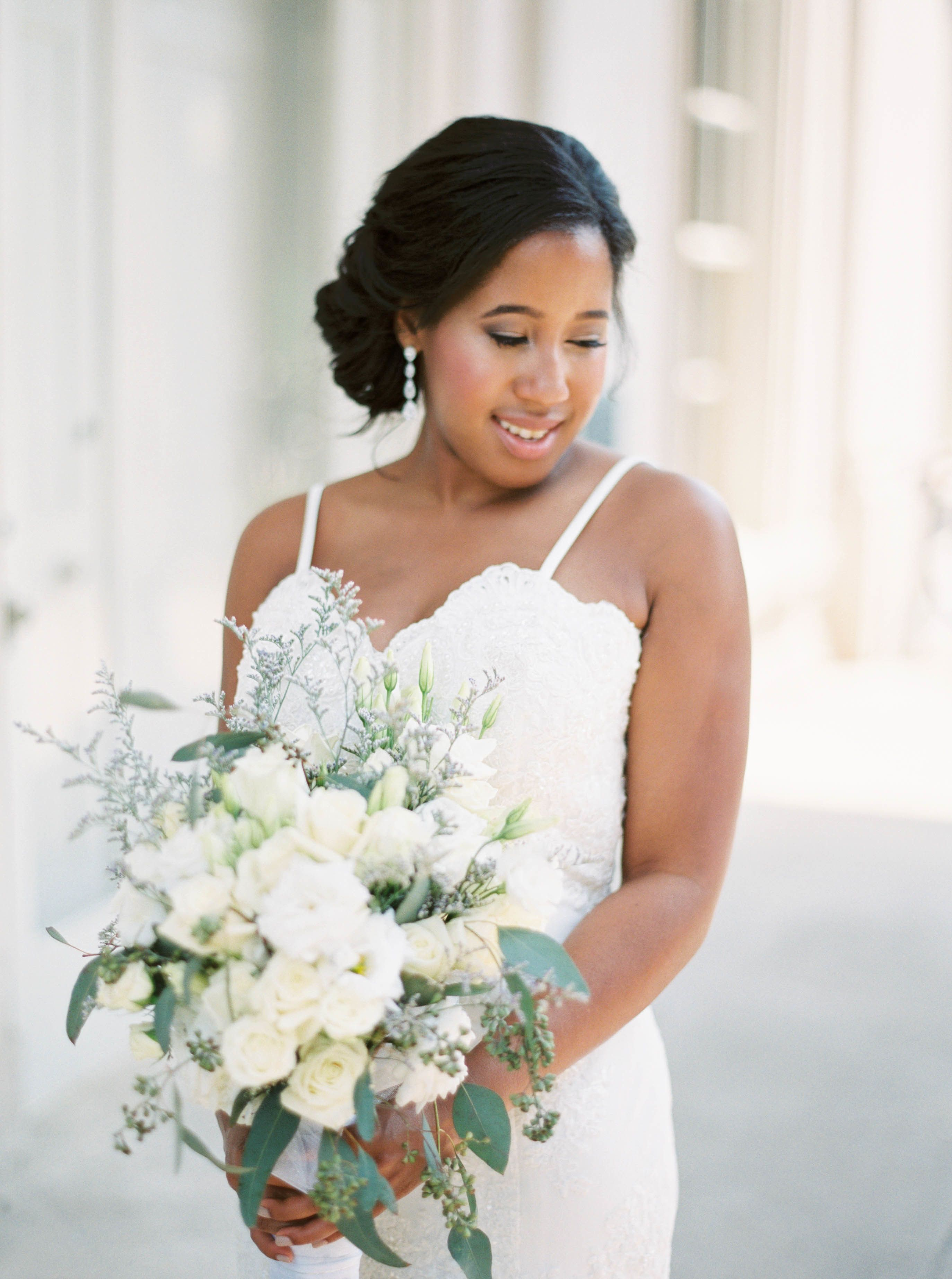 A GrayonGray Wedding With a Modern Twist Wedding