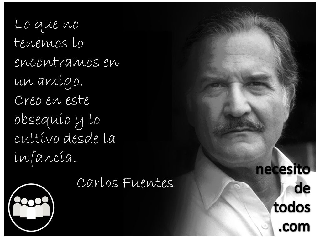 carlos fuentes smile 41 quotes have been tagged as carlos-fuentes: simone elkeles: 'look at me,  chica when she  i groan against the pain but manage to give him a half smile.