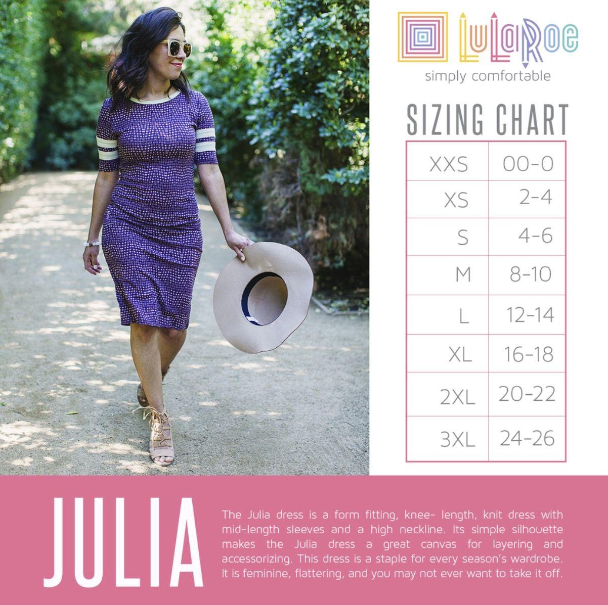 46++ Lularoe julia dress information