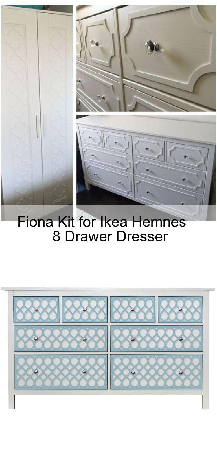 Fiona Kit For Ikea Hemnes 8 Drawer Dresser Drawer Dresser Fiona Hemnes Ikea Kit Ikea Hemnes Dresser Ikea Hemnes Ikea Diy